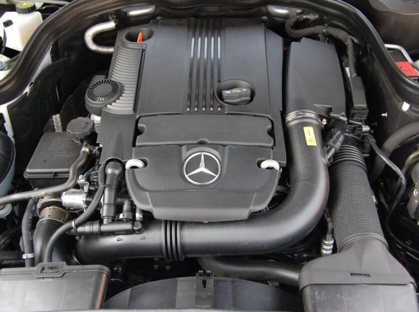 Ремонт двигателя M271